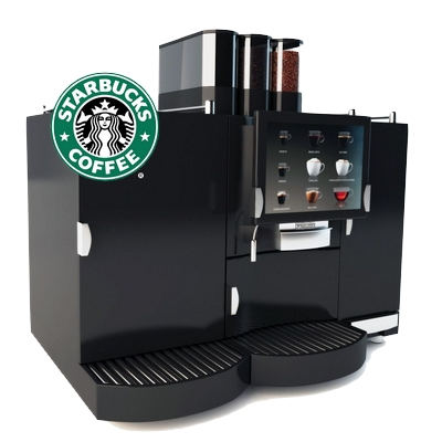 Machine à café starbucks